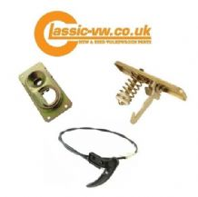 Mk1 Golf Bonnet Lock + Catch + Cable 321823507A + 171823509 + 171823531